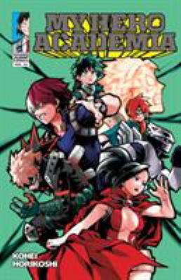 My hero academia. Vol. 22, That which is inherited