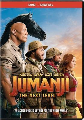 Jumanji : the next level