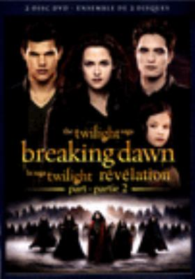 Twilight saga. Breaking dawn. Part 2.
