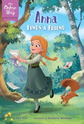 Anna finds a friend