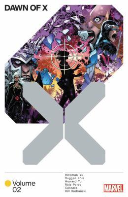 Dawn of X. Volume 02