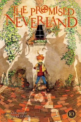 The promised Neverland. Volume 10, Rematch  / story, Kaiu Shirai ; art, Posuka Demizu ; translation, Satsuki Yamashita ; touch-up art & lettering, Mark McMurray.