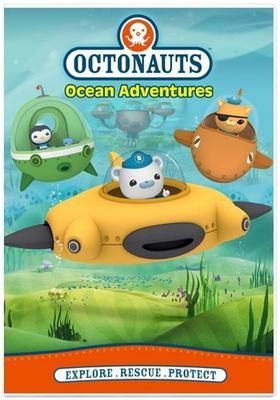 Octonauts. Ocean adventures.