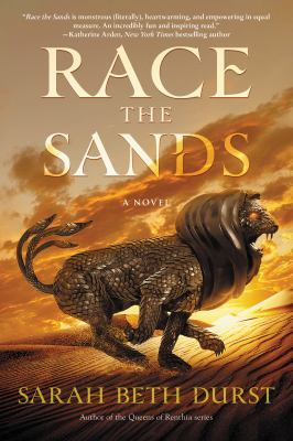Race the sands : a novel