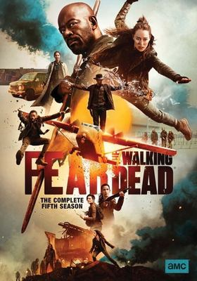 Fear the walking dead. The complete fifth season / AMC presents ; created by Robert Kirkman & Dave Erickson ; directors Michael E. Satrazemis, Jessica Lowrey, Colman Domingo, Tara Nicole Weyr, Sharat Raju, Marta Cunningham ; writers, Andrew Chambliss, Ian Goldberg, Alex Delyle, Ashley Cardiff, Samir Mehta, Mallory Westfall ; producers, Ian Goldberg, Andrew Chambliss, Scott M. Gimple, Gale Anne Hurd, Greg Nicotero, David Alpert.