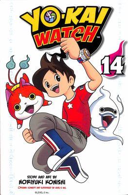 Yo-kai watch. 14