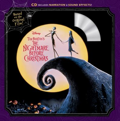 Tim Burton's the nightmare before Christmas : read-along storybook and CD
