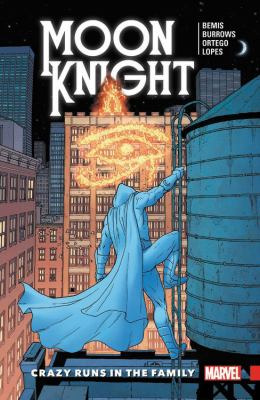 Moon Knight: Legacy. Vol. 1, Crazy runs in the family