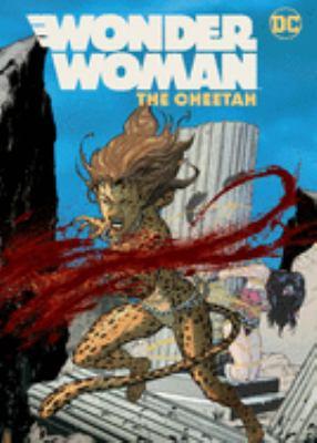 Wonder Woman. The Cheetah.