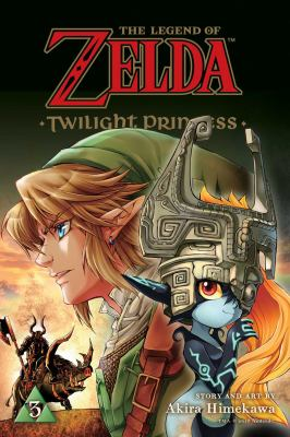 The legend of Zelda : twilight princess. 3