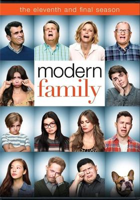 Modern family. The eleventh and final season / 20th Century Fox Television ; created by Christopher Lloyd & Steven Levitan.