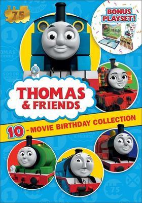 Thomas & friends. 10-movie birthday collection