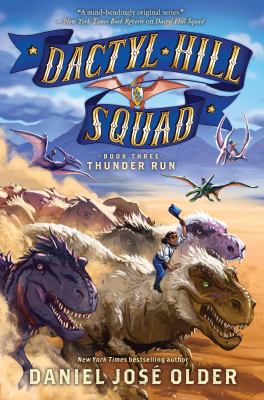 Thunder run / Daniel José Older.
