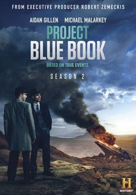 Project blue book. Season 2 / A & E Studios ; writers, David O'Leary and five others ; directors, Deran Sarafian and five others ; producer, Cecil O'Connor ; executive producer, Robert Zemeckis.
