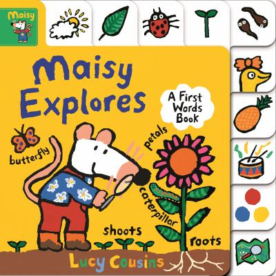 Maisy explores : a first words book