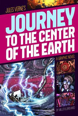 Jules Verne's Journey to the center of the earth : a graphic novel
