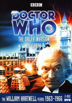 Doctor Who. The Dalek invasion of Earth