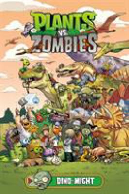 Plants vs. zombies. Dino-might