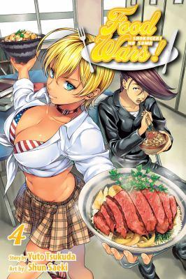 Food wars! Shokugeki no soma. Volume 4, Resemblances
