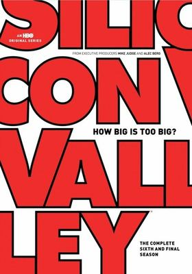 Silicon Valley. The complete sixth and final season.
