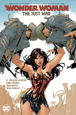 Wonder Woman. Vol. 1, The just war