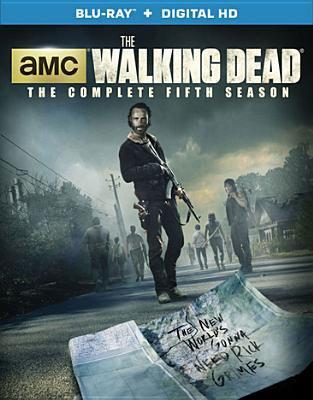 The walking dead. The complete fifth season