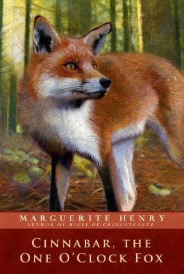 Cinnabar, the one o'clock fox