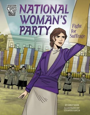 National Woman's Party fight for suffrage