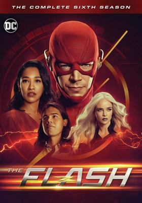 The Flash. The complete sixth season / developed by Greg Berlanti, Andrew Kreisberg, Geoff Johns.