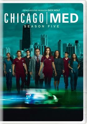 Chicago med. Season five.