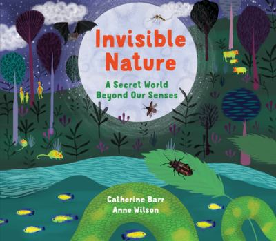 Invisible nature : a secret world beyond our senses