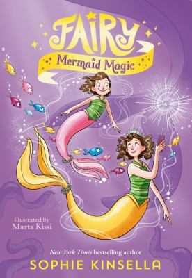 Fairy mermaid magic