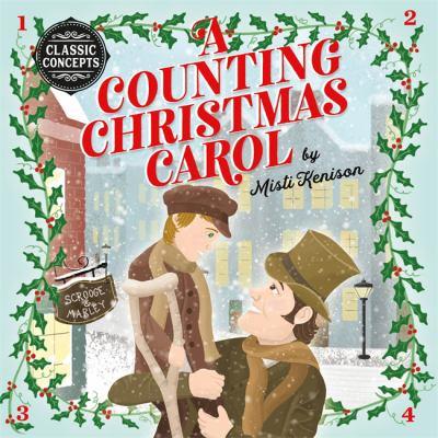 A counting Christmas carol