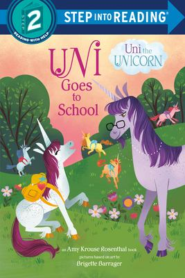 Uni goes to school : an Amy Krouse Rosenthal book