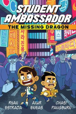Student ambassador. The missing dragon