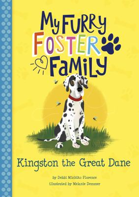 Kingston the Great Dane