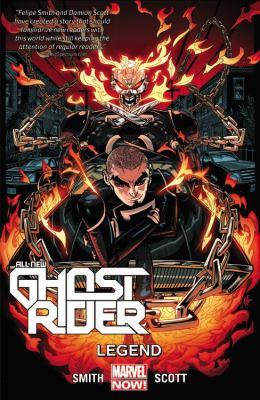 All-new Ghost Rider. Vol. 2. Legend