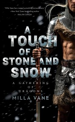 A touch of stone and snow