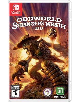 Oddworld : Stranger's wrath HD.