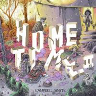 Home time. 02 : Beyond the weaving