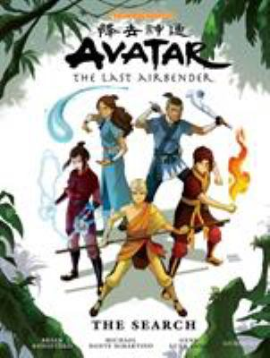 Avatar, the last airbender : The Search