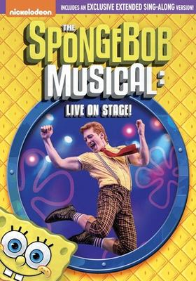 The SpongeBob musical : live on stage!