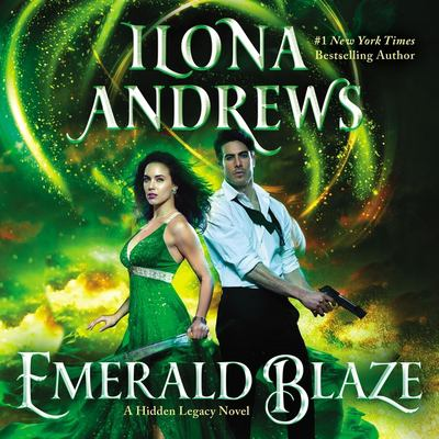 Emerald blaze : a hidden legacy novel