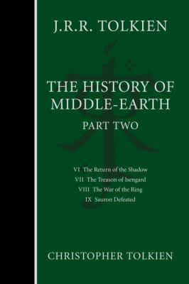 The history of Middle-Earth. II