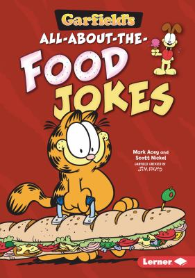 Garfield's all-about-the-food jokes