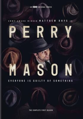 Perry Mason. The complete first season