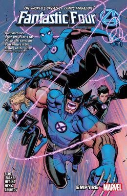 Fantastic Four. Vol. 6, Empyre