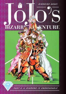 JoJo's bizarre adventure. Part 4, Diamond is unbreakable. 7