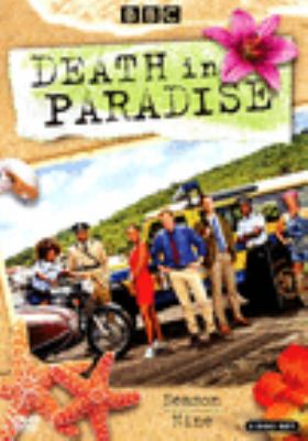 Death in paradise. Season nine / a Red Planet Pictures production for the BBC ; produced with the support of the Guadeloupe Regional Council ; created by Robert Thorogood ; produced by Ella Kelly.