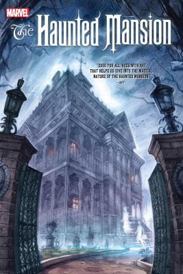 Disney kingdoms. The haunted mansion